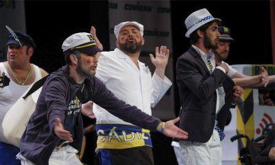 chirigota cai de miarma 7,20 cuartos de final