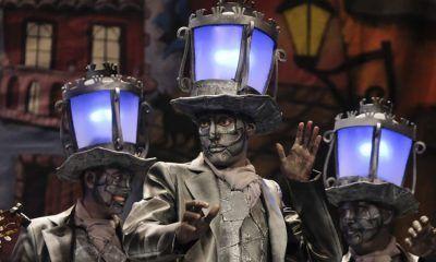 comparsa las noches de carnaval preliminares