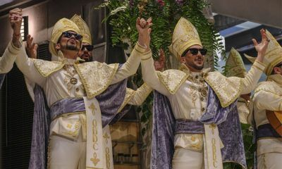 comparsa obdc el joven obispo preliminares