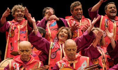 coro estamos encantados preliminares