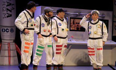 cuarteto mision imposible los astromantas preliminares