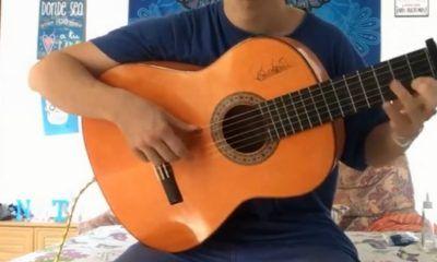 presentacion los prisioneros guitarra