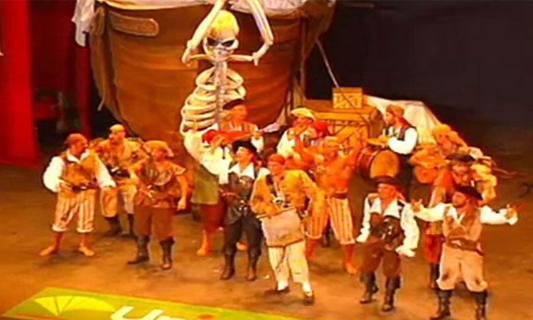 comparsa los piratas carnecita