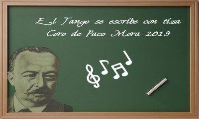 coro el tango se escribe con tiza