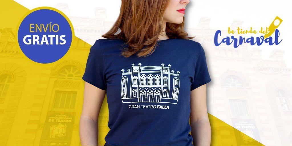 camisetas carnaval cadiz