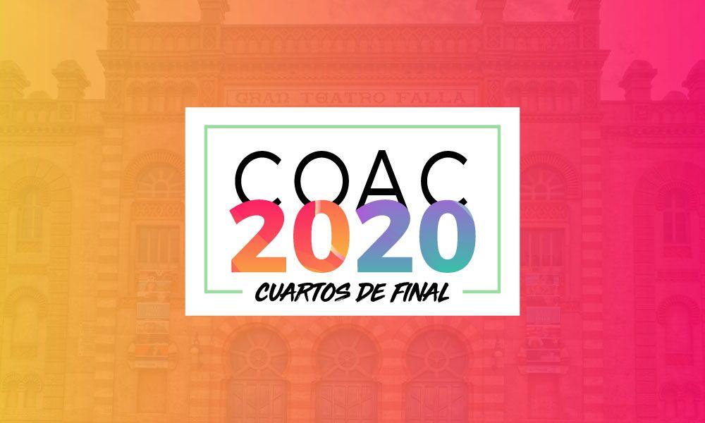 cuartos de final coac 2020