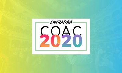 entradas coac 2020