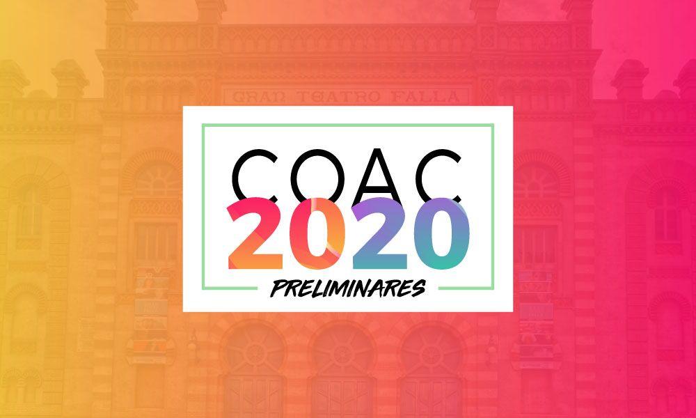 preliminares coac 2020