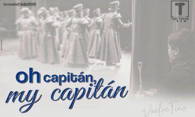 comparsa oh capitan my capitan