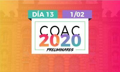 preliminares coac 2020 dia 13