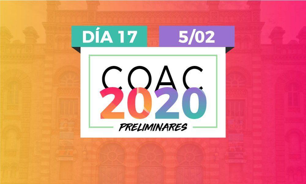 preliminares coac 2020 dia 17