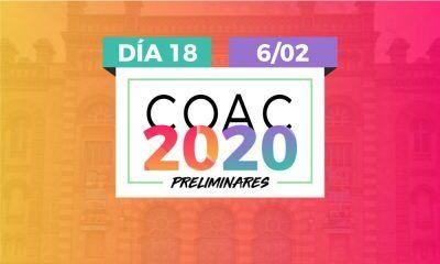preliminares coac 2020 dia 18