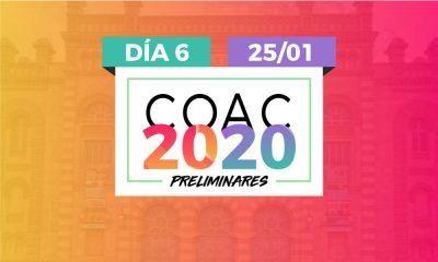 preliminares coac 2020 dia 6