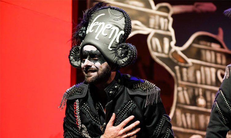 Antología La Eterna Banda Del Capitán Veneno Final Coac 2020