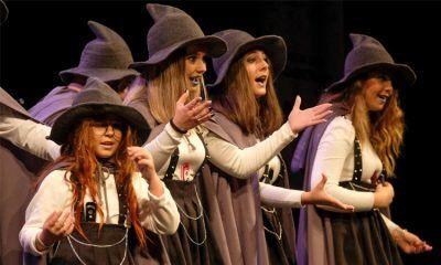 comparsa brujas