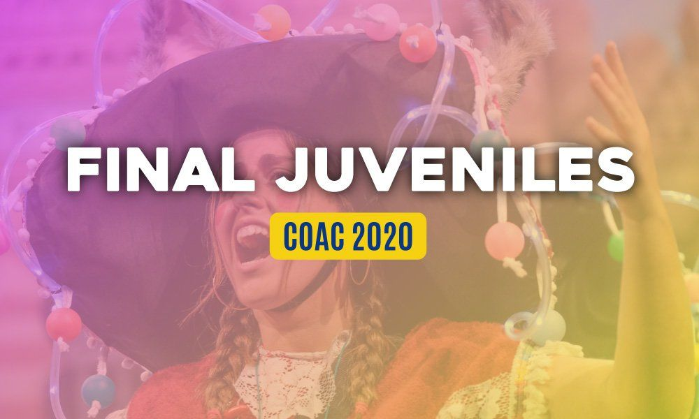 final juveniles coac 2020