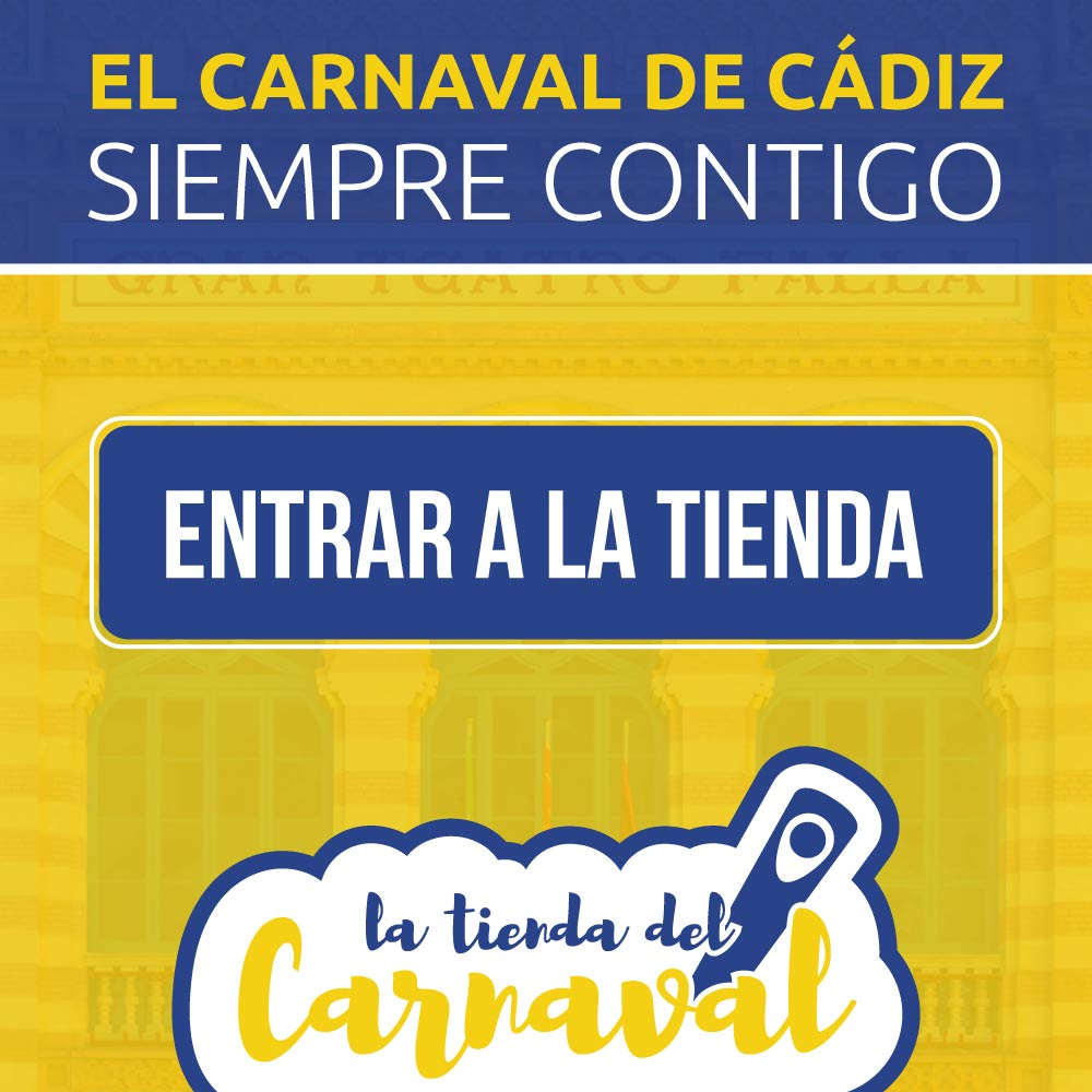 tienda carnaval cadiz