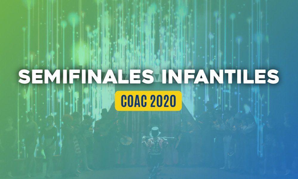 semifinales infantiles coac 2020