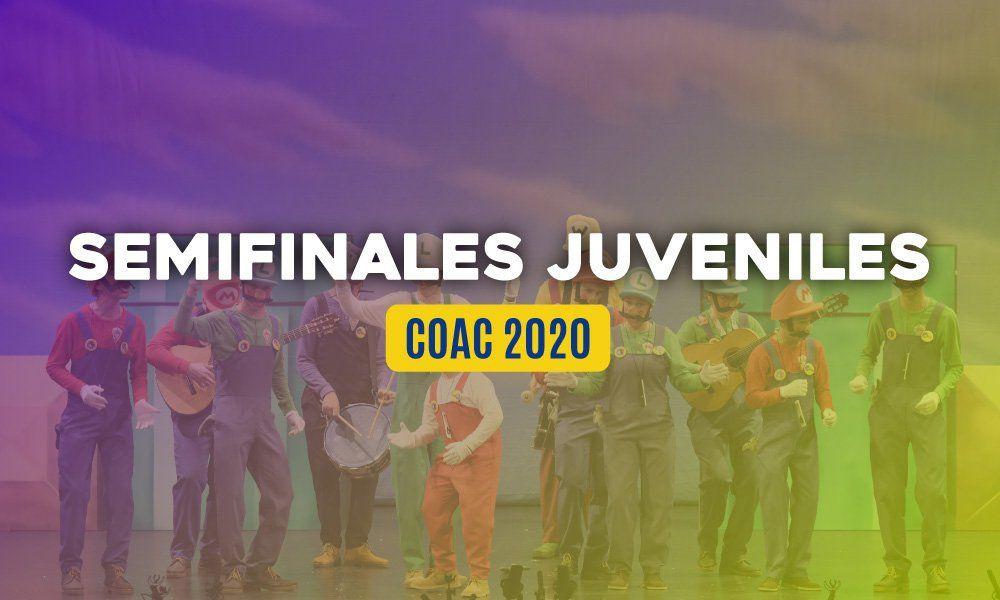 semifinales juveniles coac 2020
