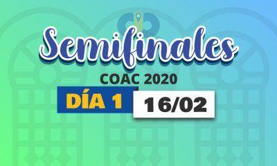 semifinales coac 2020