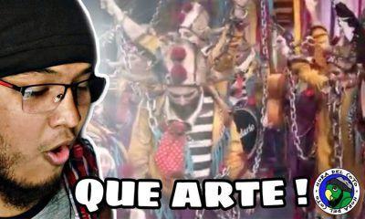 mexicano reacciona presentacion encaidenao