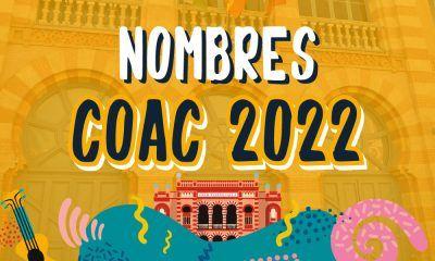 nombres agrupaciones coac 2022